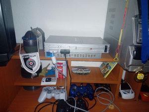 Play station 2+ psp i xbox one