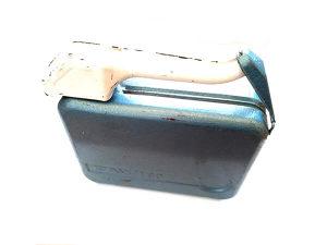 Kanister metalni sa lijevkom za gorivo - 5 L