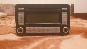 VW RADIO RCD GOLF 5, PASSAT 6, TOURAN, TIGUAN...