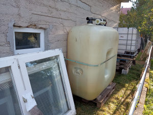Rezervoar za lož ulje