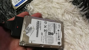 Hdd za laptop 120gb sata