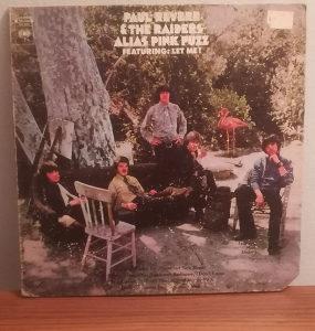 Paul Revere & The Raiders - Alias Pink Puzz LP