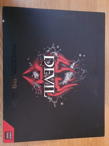 Grafička karta Devil R9 390x 8GB GDDR5 vodeno hlađenje