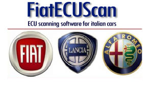 Multiecuscan 4.0 registrovan program Fiat Alfa Lancia