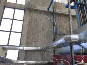 Izrada ventilaciskih kanala