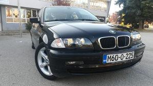 BMW E46 2001 1.9 77KW 318 316