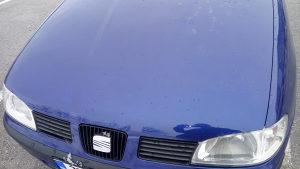 SEAT IBIZA 2001 1,9 TDI 66 kw motor golf 4