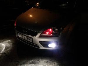 RGB LED T10 Pozicije