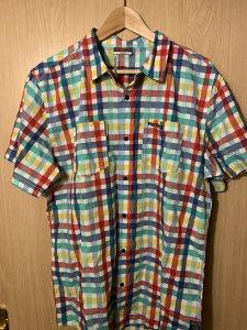Retro Co. muška košulja kratki rukav
