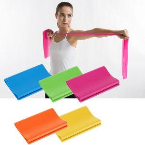 SET 40 i 50mm Pilates Traka Fitnes Elastične Trake