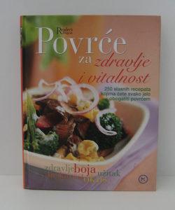 Povrće za zdravlje i vitalnost - Mozaik knjiga
