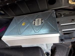 Audi Q7 pojacalo