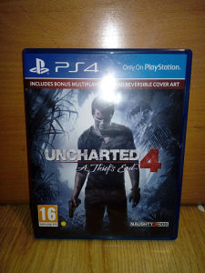 UNCHARTED 4 PS4 IGRICA