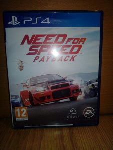 NEED FOR SPEED PAYBACK PS4 IGRICA