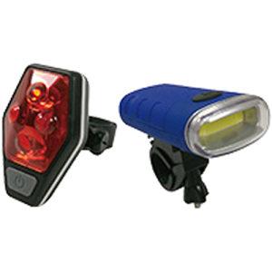 LED LAMPA SVJETILJKA ZA BICIKLO 3W 150lm (022080)