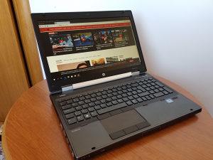 Laptop HP Elitebook 8570W i7-3630QM/32GB RAM/Nvidia