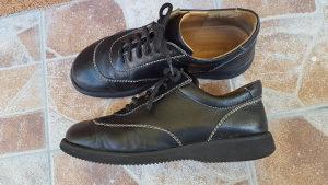Muške kožne cipele NAVYBOOT