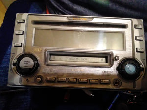 Auto radio ECLIPSE
