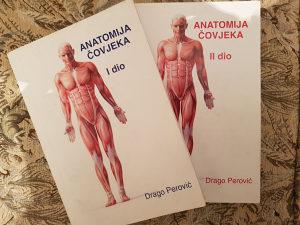 ANATOMIJA ČOVJEKA - PEROVIĆ 1 i 2