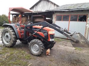 Traktor europard
