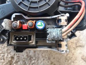 Bmw e65 7 reostat grijanja
