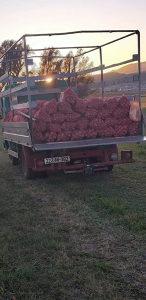 Crveni krompir domaci 100%
