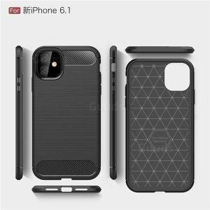 Carbon maska za Apple iPhone 11 crna