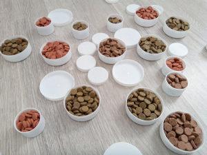Hrana za ribice tablete 1000kom.
