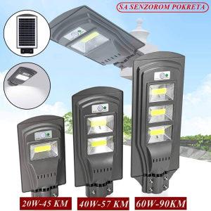 Solarni LED panel