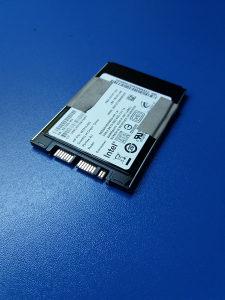 SSD 80 GB 1,8'' Intel,HP