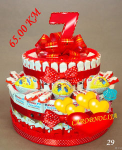 Torte od slatkiša (5 dio)