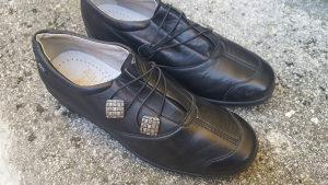 Ženske kožne cipele FIDELIO