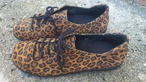 Ženske kožne cipele DANSKO