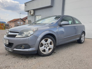 Opel Astra H 1.9 DTCI GTC