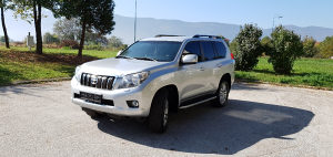 TOYOTA LAND CRUISER 150