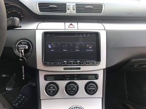 "Android VW 9"" Passat 6 7 CC Golf 5 6"