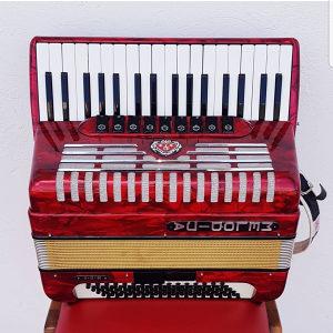 Melodija Harmonika 80b