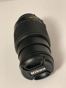 Nikon objektiv DX 55-200 mm ED