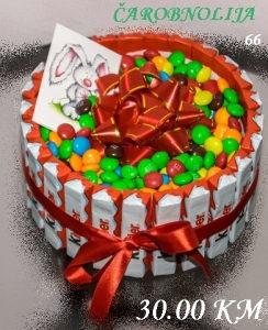 Torte od slatkiša (11 dio)