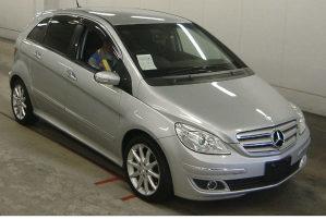 Mercedes b klasa 160 170 180 200 dizel benzin automatik