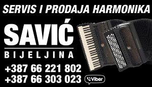 """Harmonike """"SAVIĆ"""" Bijeljina"""