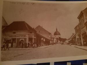Razglednica stari Cacak iz 1916