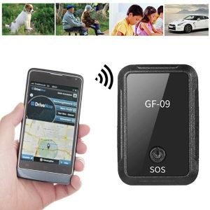 Spijunski Mini GPS GF-09 Tracker