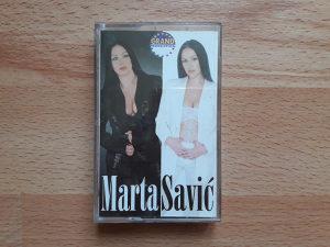 AUDIO KASETA-MARTA SAVIC