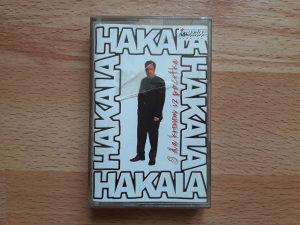 AUDIO KASETA-HAKALA-I DA KRENEM IZ POCETKA