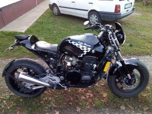 Motocikl kawasaki