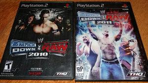 Smackdown vs Raw 2010-2011 PS2 igrice