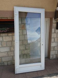 Ulazna PVC vrata