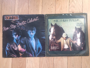 Gramofonske ploče lot 72 LP