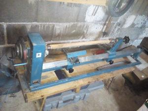 tokarski stroj za obradu drveta mini